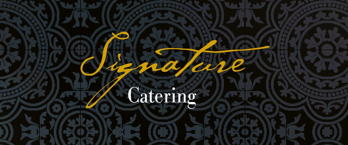Logo «Signature Catering»