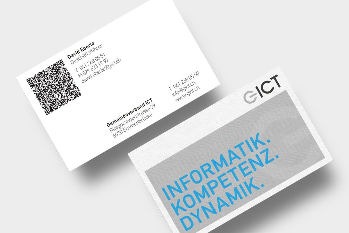 GICT Visitenkarte