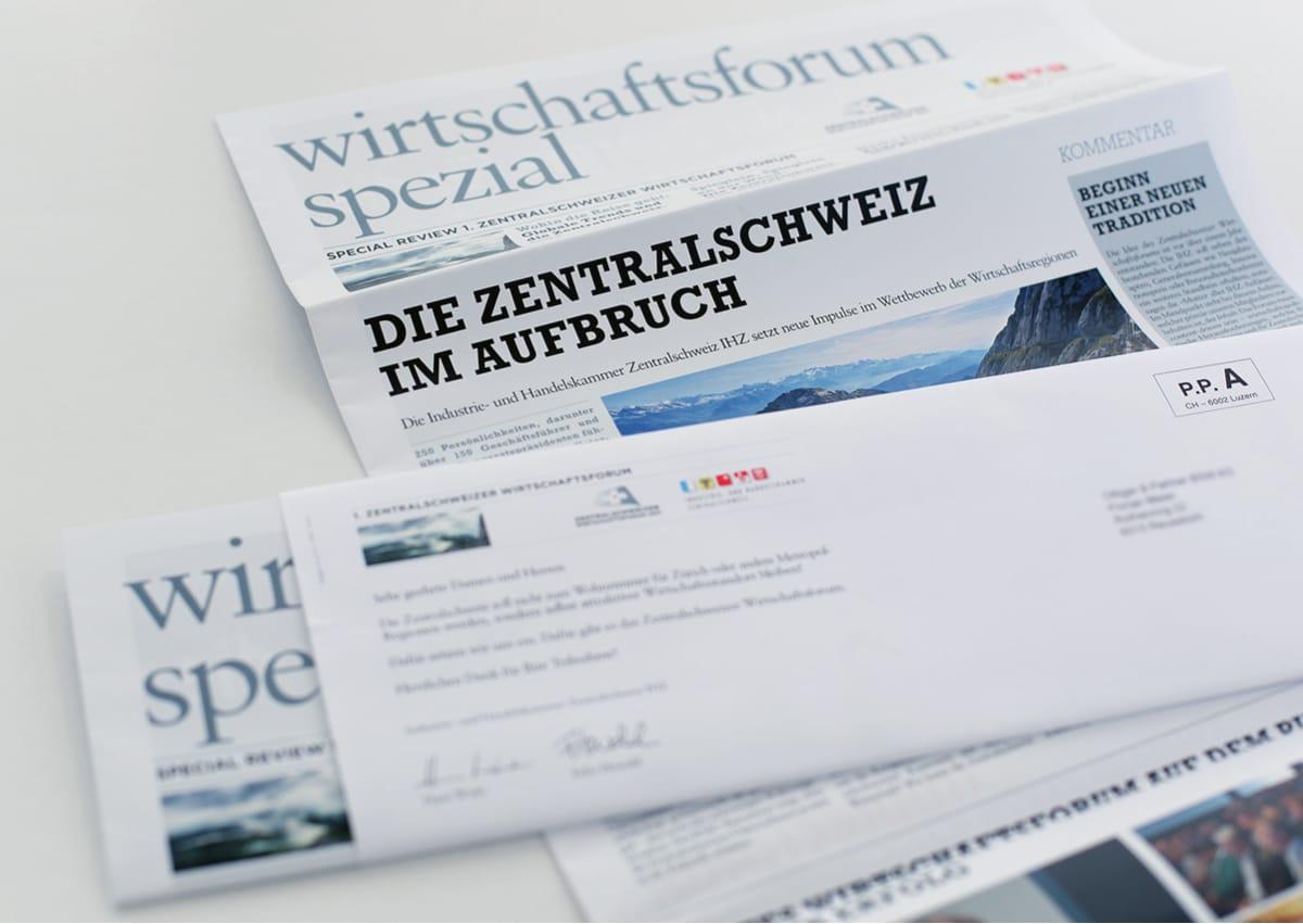 IHZ Review Wirtschaftsforum