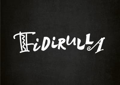Fidirulla — Angebotsflyer