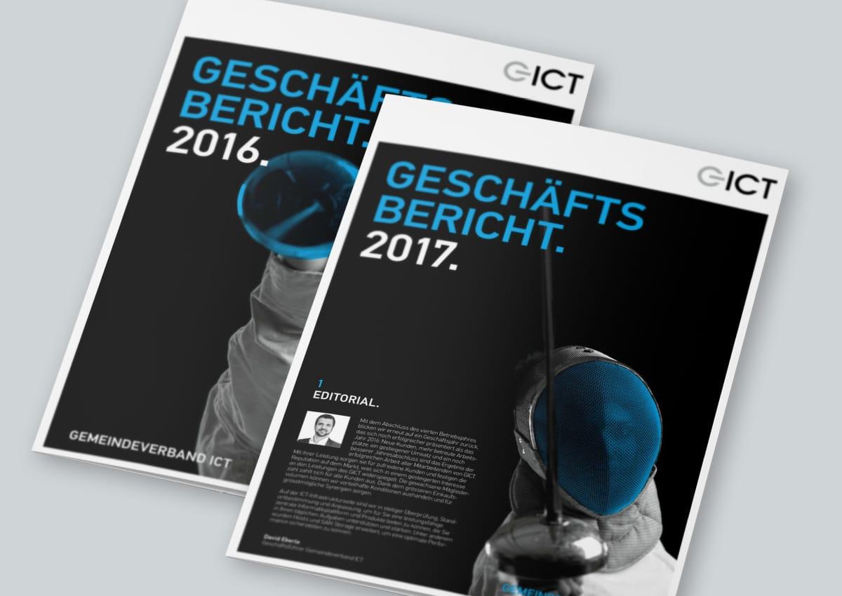 GICT Geschäftsberichte
